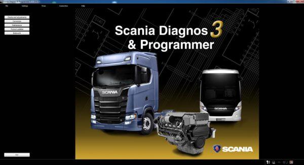 Scania SDP3 2.42.1