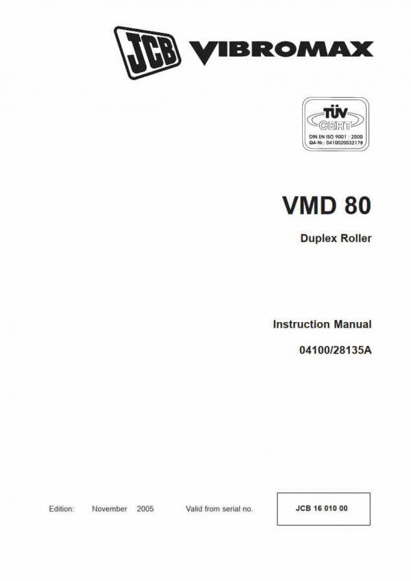 Duplex Roller VMD80