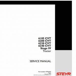 STEYR IV TRACTOR