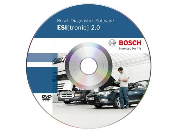 Bosch ESI Tronic 2016