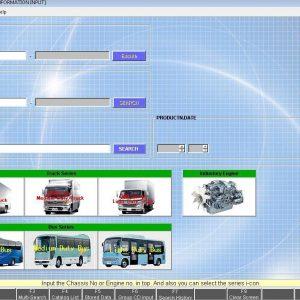 Hino HIECHO II Trucks