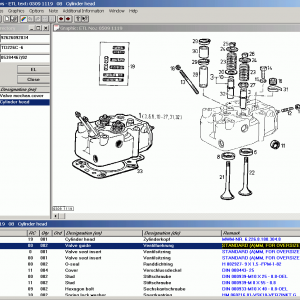 Deutz Serpic Parts Catalog
