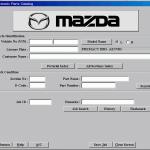 Mazda EPC2 General