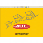 Jungheinrich forklifts Parts catalog