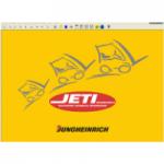 Jungheinrich forklifts Service manuals - Jeti JuditDiagnostic software.