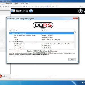Detroit Diesel Reprogramming System