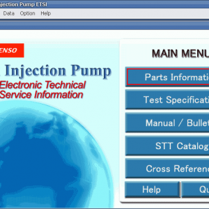 DENSO Fuel Injection Pump