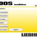Liebherr Lidos 2019